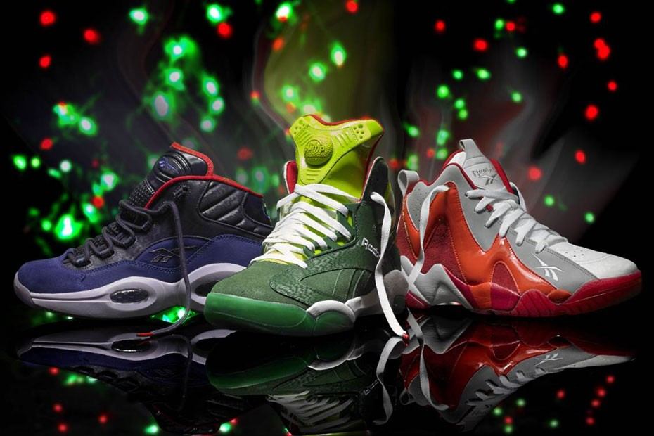 Reebok Christmas Kicks