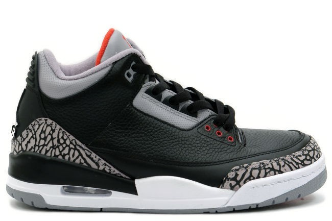 Air Joradn 3 Black Cement