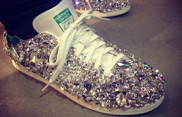 adidas Stan Smith Swarovski