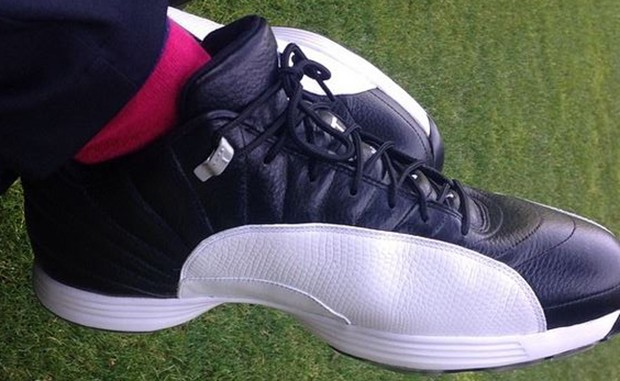 air-jordan-12-playoffs-golf-shoe