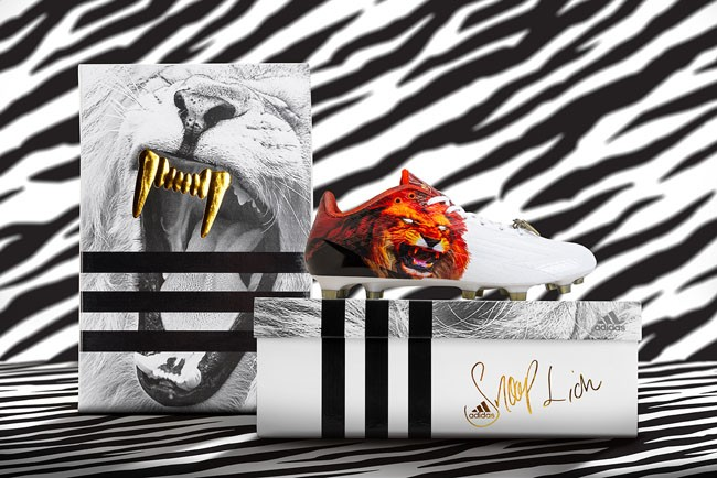 Snoop Dogg x adidas adiZero 5-Star