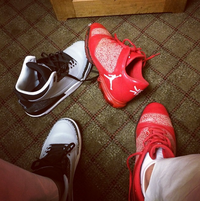 Keegan-Bradley-jordan-xx9-red-golf-cleats