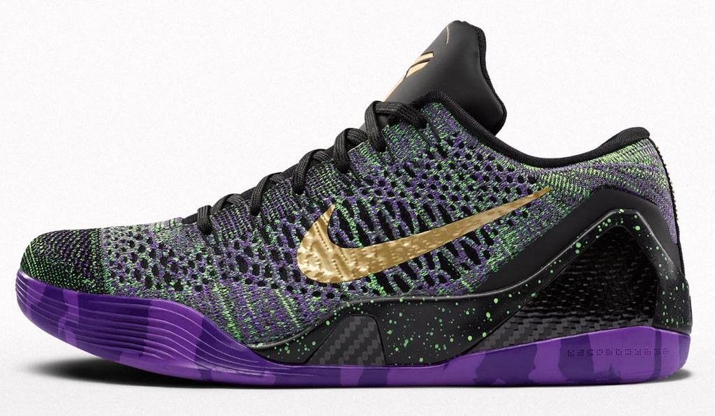 Nike Kobe 9 Elite Low Mamba Moment