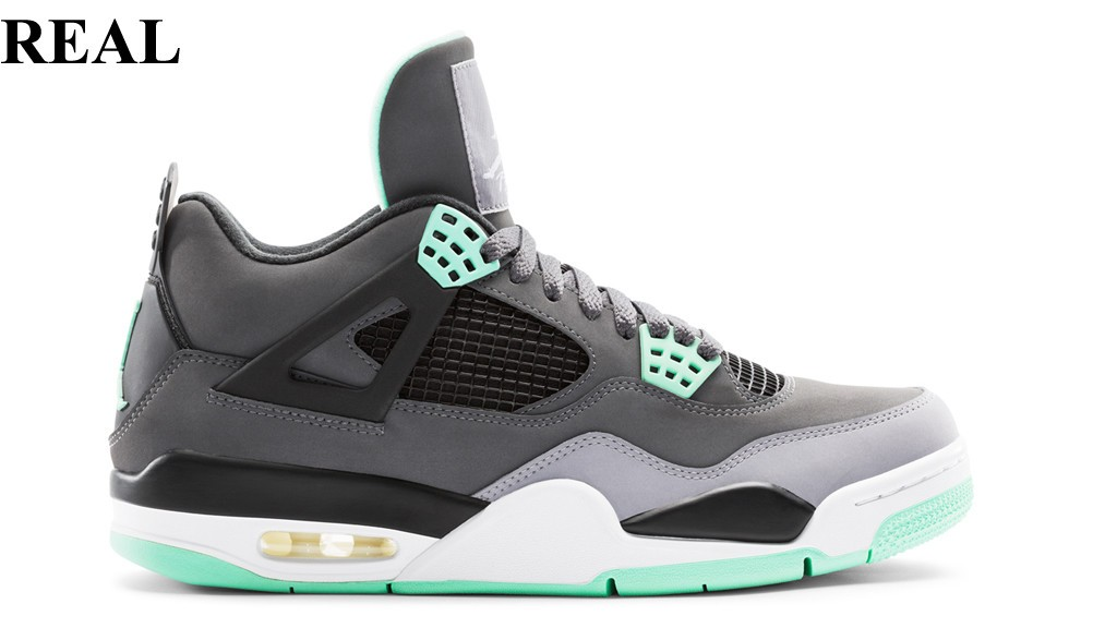 air-jordan-4-retro-green-glow-real