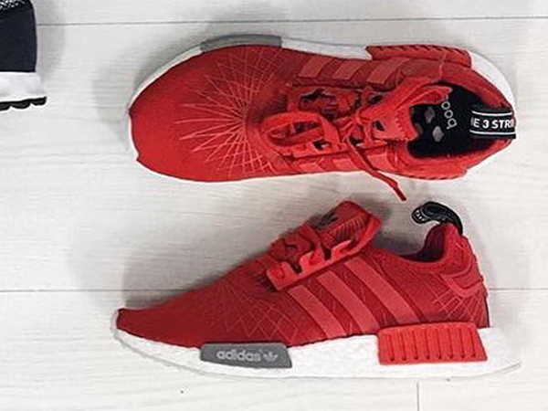 Nmd Adidas Red
