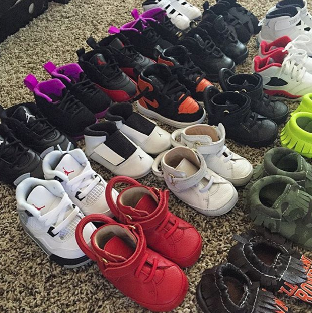 joe-haden-baby-air-jordan-collection