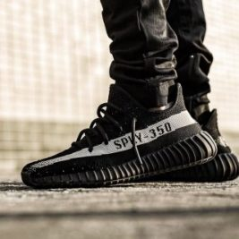 buty adidas yeezy boost 350 v2 supreme custom kanye west