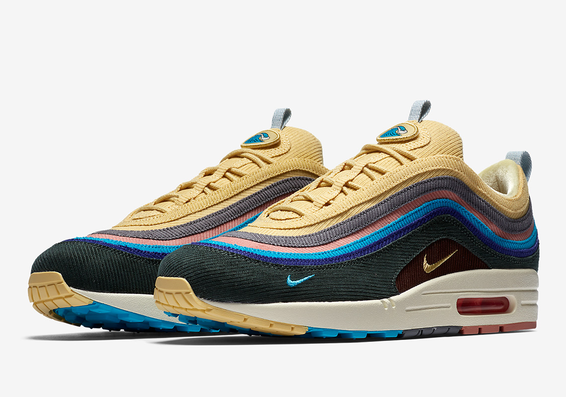Sean Wotherspoon's Nike Air Max 971 Gets a Release Date
