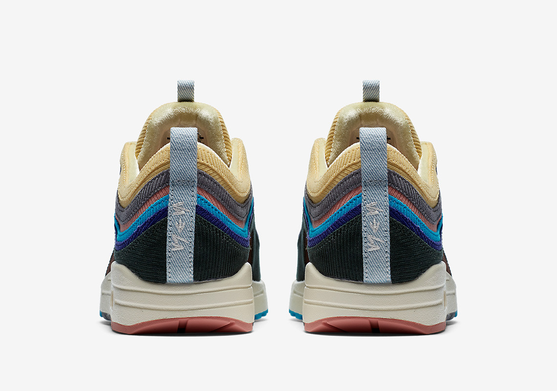 How To Tell If Your Sean Wotherspoon Nike Air Max 971s Are Fake